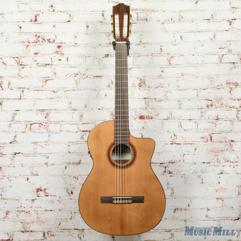 Cordoba C5-CE Classical Acoustic/Electric Guitar Natural x0531