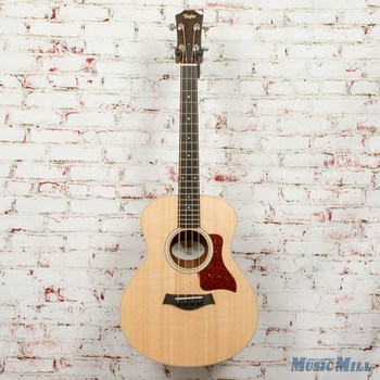 Taylor GS Mini E Acoustic/Electric Bass (USED) x7030