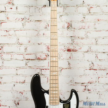 Fender American Original 70's Jazz Bass Black (DEMO) x4615