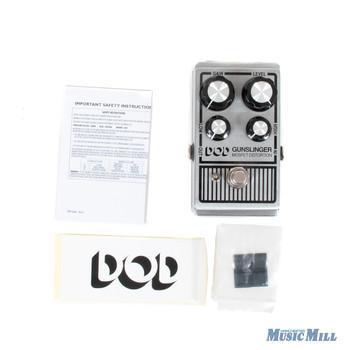 DOD Gunslinger Distortion Pedal x5790 (USED)