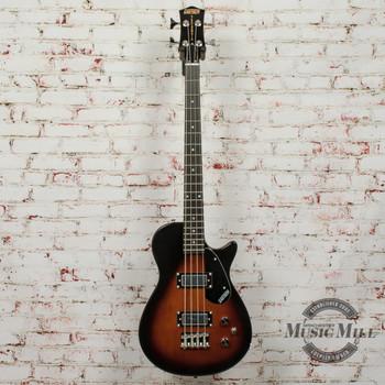 Gretsch G2220 Electromatic® Junior Jet™ Bass II Short-Scale, Black Walnut Fingerboard, Tobacco Sunburst x0498