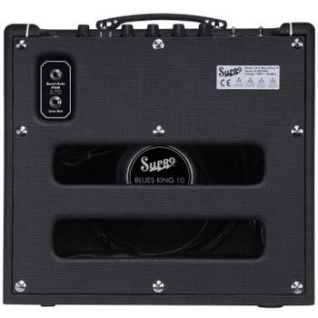 Supro Blues King 10 5W 1x10 Tube Guitar Combo Amp Black