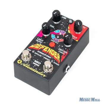Alexander Pedals Defender Stargate Drive Pedal (USED) x8220