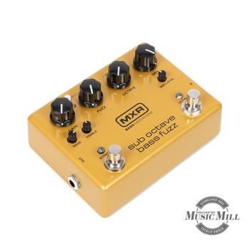 MXR Sub Octave Bass Fuzz Pedal xT244 (USED)