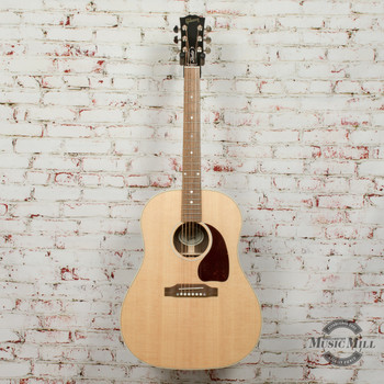 Gibson Acoustic J-45 Studio - Antique Natural x0060 + WITH FREE HOODED SWEATSHIRT