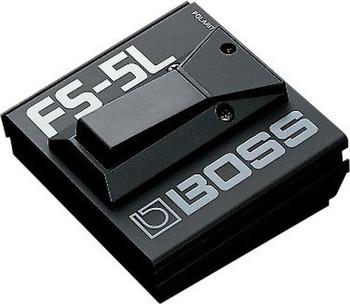 BOSS FS-5L Latching Footswitch