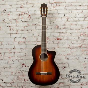 Cordoba C4-CE Classical Acoustic/Electric Guitar Shaded Edgeburst x5246