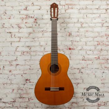 Yamaha CG122MCH Classical Acoustic Guitar Natural x0012
