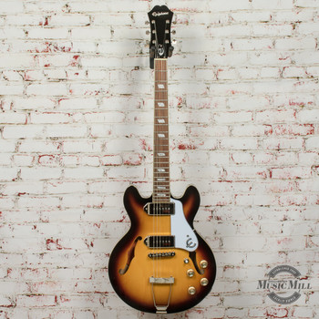 Epiphone Casino Coupe Electric Guitar - Vintage Sunburst x2971