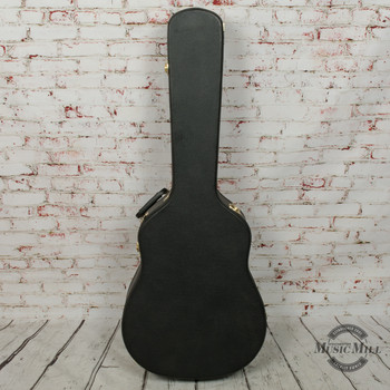 Yamaha AG1-HC Hard Shell Dreadnought Acoustic Guitar Case (USED) x7194