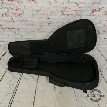 Guild Deluxe Gig Bag for size M Acoustic Guitar (USED) x7218