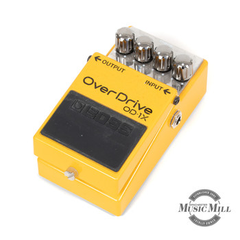 Boss OD-1X Overdrive Pedal (DEMO) x9913