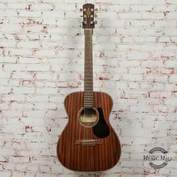 Alvarez Regent Series RF20SM Acoustic Guitar Mahogany Natural (USED) x0169