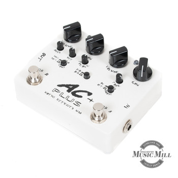 Xotic AC Plus Booster/Overdrive Pedal x5813 (USED)