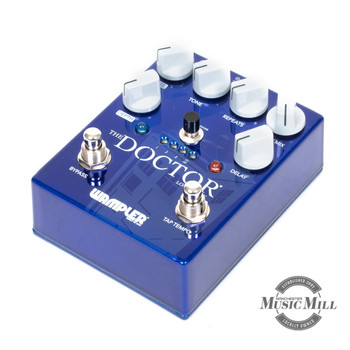 Wampler The Doctor Lo-Fi Ambient Delay Pedal (USED) x8387