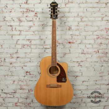 Epiphone AJ-220SCE Acoustic/Electric Guitar Natural x3589