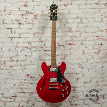 Epiphone ES-339 Pro with Alnico Classic PRO's™ & Coil-Tap Cherry x8928