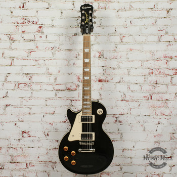 Epiphone Les Paul Standard Left-handed - Ebony Guitar x5143