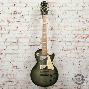 Epiphone Les Paul Ultra-III Electric Guitar Midnight Ebony x9848