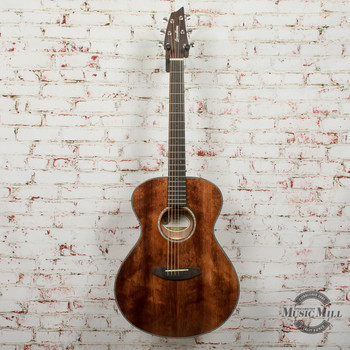 Breedlove Pursuit Concert E Acoustic/Electric Guitar All-Mahogany x2569