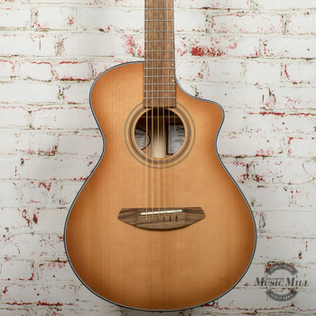 Breedlove Organic Signature Companion CE Acoustic/Electric Guitar Copper Burst x4450