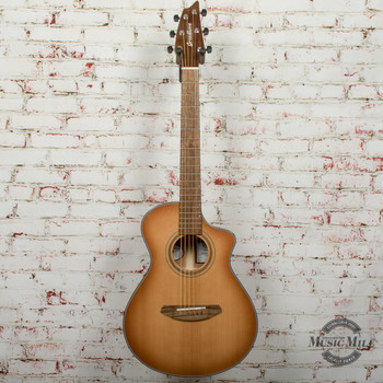 Breedlove Organic Signature Companion CE Acoustic/Electric Guitar Copper Burst x4450