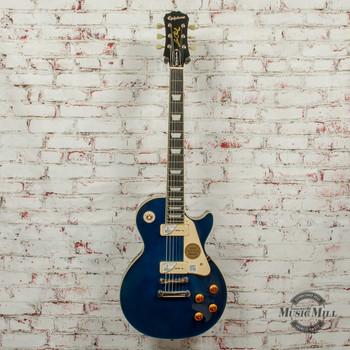 Epiphone 1956 Les Paul Electric Guitar Chicago Blue x0412