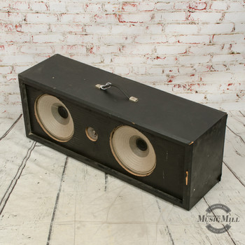 Vintage Sears 2x9 Passive PA Cabinet with Tweeter (USED) x1297