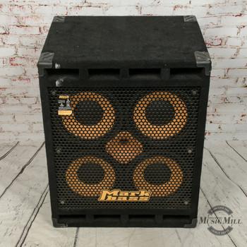 Markbass STD104HF 4x10 Bass Cabinet x5555 (USED)