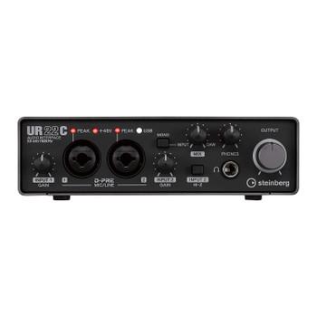 Steinberg UR22C 2x2 USB 3.0 Audio Interface