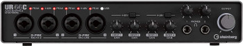 Steinberg UR44C 6x4 USB 3.0 Audio Interface with Cubase AI and Cubasis LE