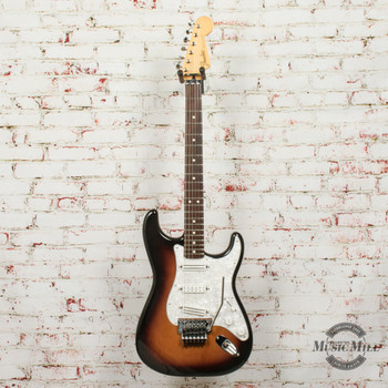 2017 Fender Dave Murray Signature HHH Stratocaster Electric Guitar 2-Color Sunburst x5027 (USED)