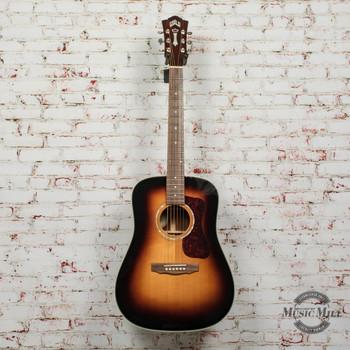 Guild D-140 SB Acoustic Guitar Antique Sunburst x1596 (USED)