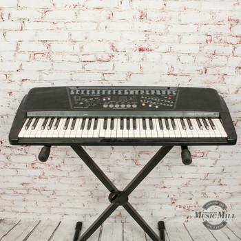 Radio Shack Concertmate 1000 61-Key Keyboard (USED) x6A3