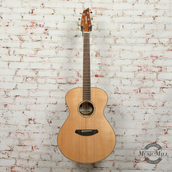 Breedlove Pursuit Exotic Concert E Acoustic Electric Guitar, Sitka-Koa x5039 (USED)