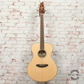 Breedlove Pursuit Exotic Concert E Acoustic Electric Guitar, Sitka-Koa x5056 (USED)