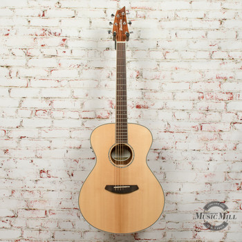Breedlove Pursuit Exotic Concert E Acoustic Electric Guitar, Sitka-Koa x9644 (USED)