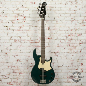 Yamaha BB434 Electric Bass Rosewood Neck Teal Blue x3425