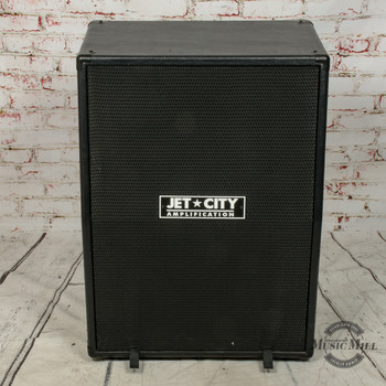 Jet City 24SVe Veritcal 2x12 Cabinet (USED) x0044