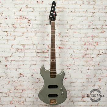Moridira Hurricane EXB-3 Bass Body/Neck Gray (USED) x5706