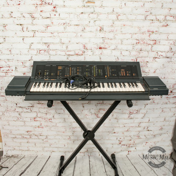 1980s Yamaha PS-6100 FM 61-Key Keyboard (USED) xPY84