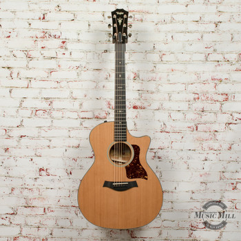 Taylor 514ce -  Mahogany Back and Sides with V-class Bracing x9001