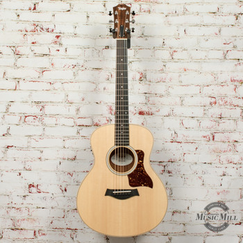 Taylor GS Mini E Rosewood Acoustic/Electric Guitar Natural x0030