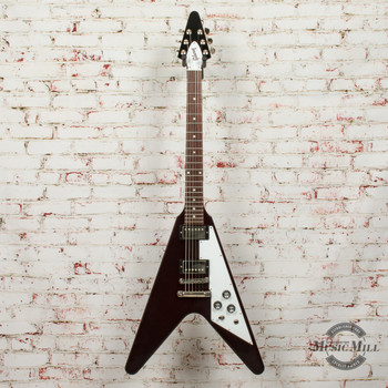 2018 Gibson Flying V Electric Guitar Aged Cherry x7057 (USED)