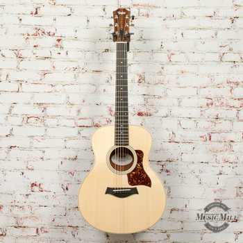 Taylor GS Mini E Rosewood Acoustic/Electric Guitar Natural x0032