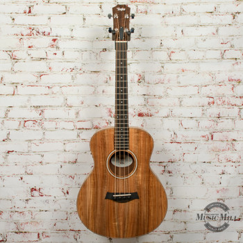 Taylor Prototype GS Mini-e Koa Bass x9142