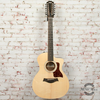 Taylor 254ce Prototype Acoustic Electric Guitar x9503