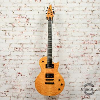 Jackson Pro Series Monarkh SCQ Electric Guitar Satin Amber (DEMO) xICJ1858392