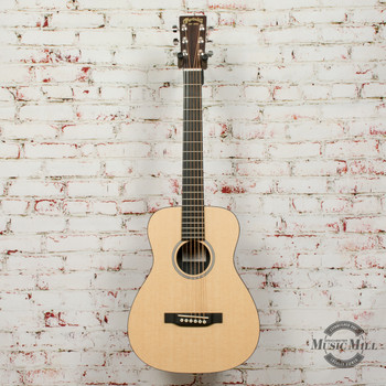 Martin LXML Little Martin Acoustic Guitar Left-Handed Natural x5368