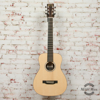 Martin LXML Little Martin Acoustic Guitar Left-Handed Natural x7794